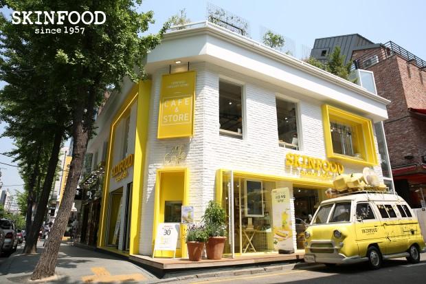 [스킨푸드 이미지 2] 스킨푸드, 소비자가 선정한 '2017 한국산업의 브랜드추천' 화장품 브랜드샵 부문 1위.jpg